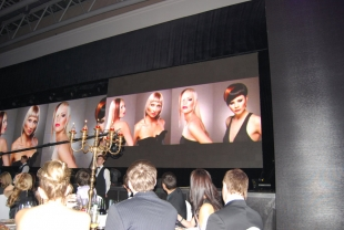 Russian Hairdressing Award 2010